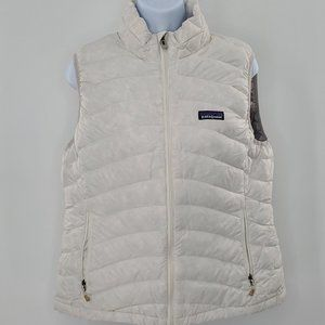 Patagonia Women's Birch White Down Sweater Vest